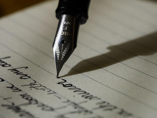 The Importance of Writing a Eulogy