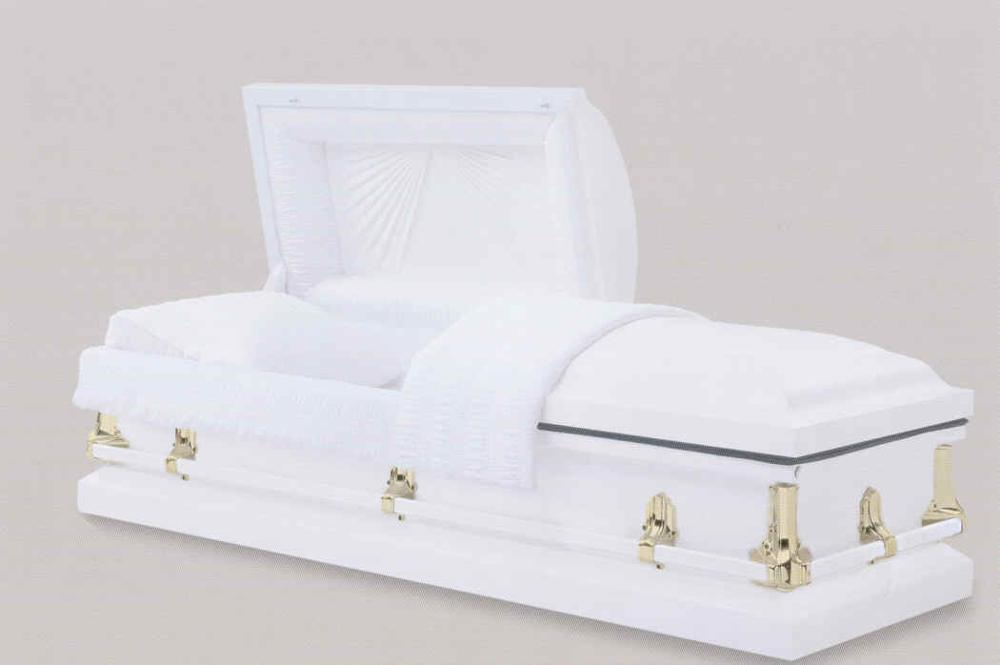 20 gauge Sealed Casket
