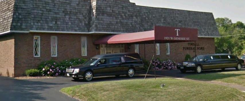 Tindall Funeral Home serving Camillus New York