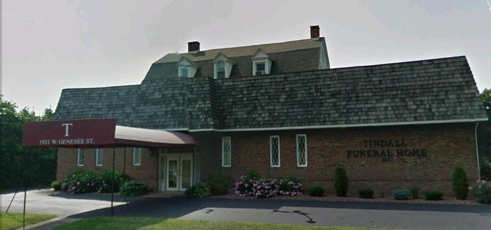Tindall Funeral Home serving Camillus and Syracuse New York