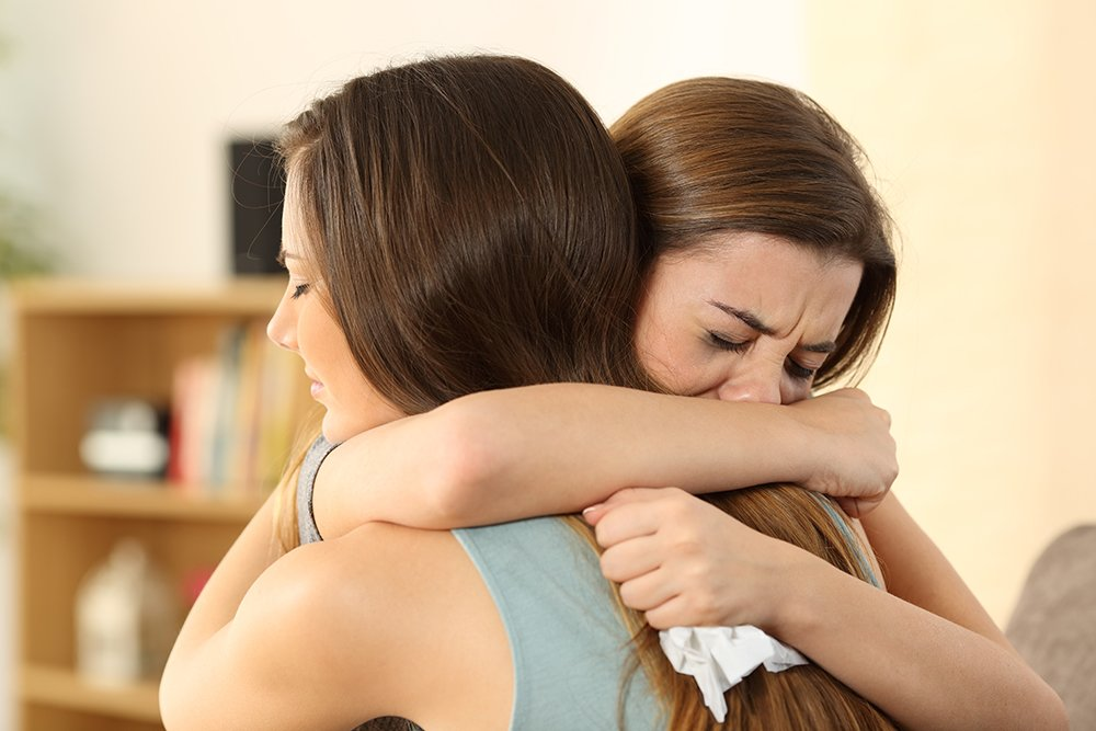 How to Support a Grieving Friend?